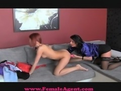 FemaleAgent Sensual Seduction