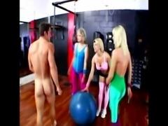 Hot gym femdom milfs  fucking trainer free