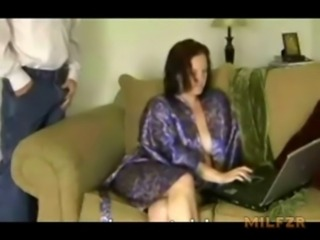 Chubby mom was too hot to stop fucking free