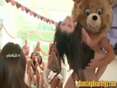 Busty Cougar Takes Control of Cocks at the Wedding Shower -...