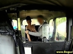 Busty amateur euro hottie pussy licked