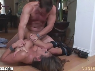 SunLustXXX Slapping and fucking Hunter