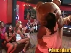 Sluts getting Fucked at the Stripclub