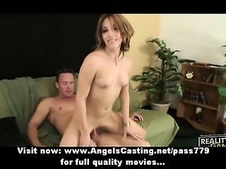 Amateur stunning short hair redhead girl fucking
