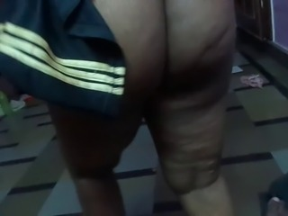 Indian tamil aunty big ass