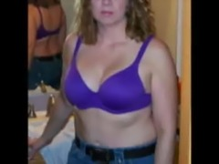 Hidden cam catches my mom masturbating several times free