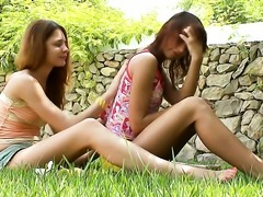 Breathtakingly hot doll Natasha gets used like a fuck toy by horny lesbian Vika