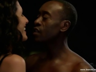 Lisa Edelstein Hot Scene - House of Lies
