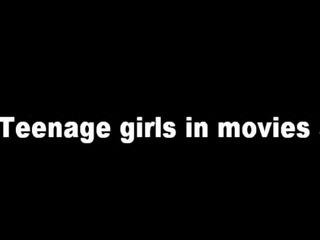 9 Teenage actresses topless or nude.  Scene 8 was removed by me for editing reasons.
