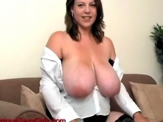 fat droopy tits
