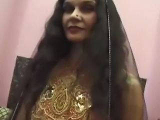 Mature Indian Adaza has a phat ass, smaller tits with great nipples and a tight body. She sucks, fucks and gets a mouth full of cum her reward. Enjoy!