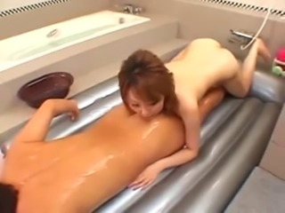 Soap and Oil Massage - two Scenes