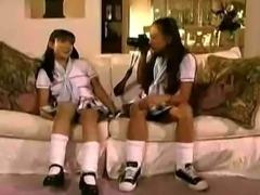 Asian babe Jade Marcella is  horny