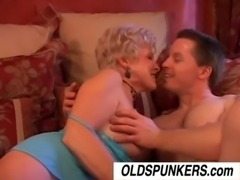 Jewel is a sexy cougar who loves to fuck lucky younger guys free
