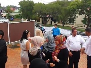 hijab bellydancer