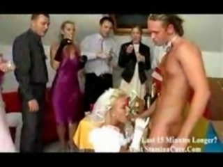 Wedding Party Orgy free