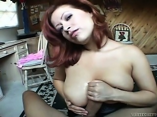 This Is Your Mom Getting Fucked In A Porno Movie #03
