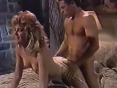 Billy Dee had a long day at work, so he wants action when he gets home. Megan...