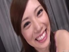 Sensual Keito looks sexy as hell as she shows off from the cameras free