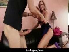 Wild mommy with big boobs fucking really hard 4 free