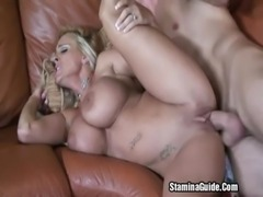 Big Ass MILF Fucked On Her Big Tits free