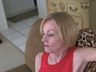 Mother Gives Not Her Son Masturbation Lesson