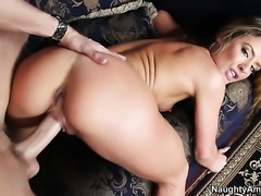 Sheena Shaw and Kris Slater have wild anal sex on camera for you to watch and...