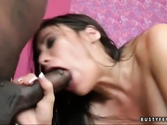 Mature Sheila Marie loves to fuck and cant say No to horny guy in interracial...
