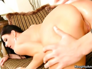 India Summer fucking like theres no tomorrow in sex action with hot guy Xander Corvus