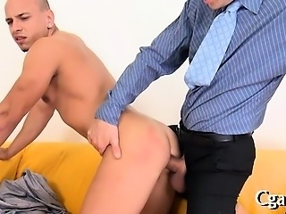 Nasty and carnal gay sex
