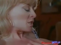 Hot blonde MILF have sex with husband free