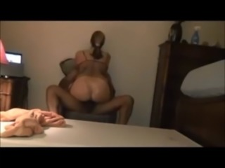 Cheating wife riding black cock free