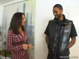 Milf Melissa Monet - Ebony sex  ... free