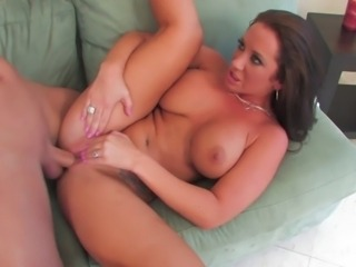 Jayden can never turn down a great opportunity to fuck a big dick so she gets right down to it and controls the cock like the Jayden we know and love.