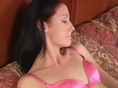 Flat Chested Petite Babe Fuck & Facial