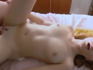 RubATeen Young brunette European Rosanna massage parlor banged