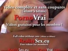 Mature parle quand on la baise ! French amateur