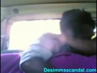 Desi Cute Girlfriend Fucked In Car free