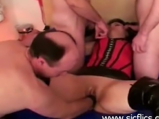 Extreme arabic milf loves being gang banged and fisted by groups of men till she orgasms