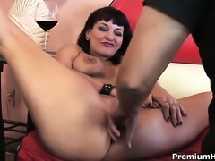 Carrie Ann is addicted to fuck