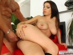 Meet sexy Xandra. She has a great set of tits and cannot wait to get fucked....