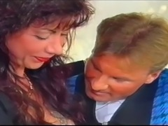 Horny mature slut seduced and fucked by younger guy