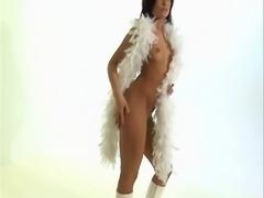 *Roxy in a Vanilia Bondage Dance scene. *Roxy in a Burlesque Show. *Horny...