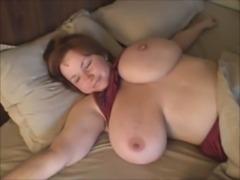 A Redhead-BBW-Milf with Huge Boobs free