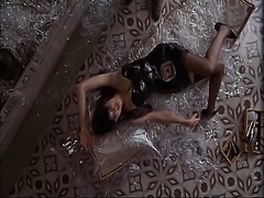 Angelina Jolie and Elizabeth Mitchell in a nice nude