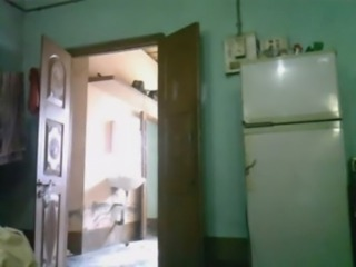 Matured Indian Sexy School Teacher Neelima Always Nude at Home When Alone......