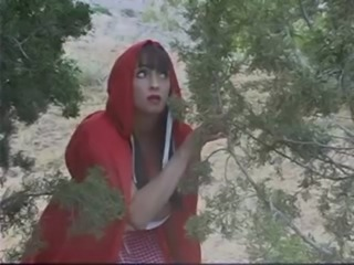 THE BIG BAD WOLF FINALLY GETS THAT LITTLE RED RIDING BITCH free