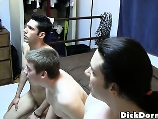 A hazing ritual in a dorm becomes more than just an
