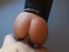 Busty Sister Lets her Bro Fuck Her From Behind free
