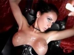 Celia Jones - latex stockings fuck free
